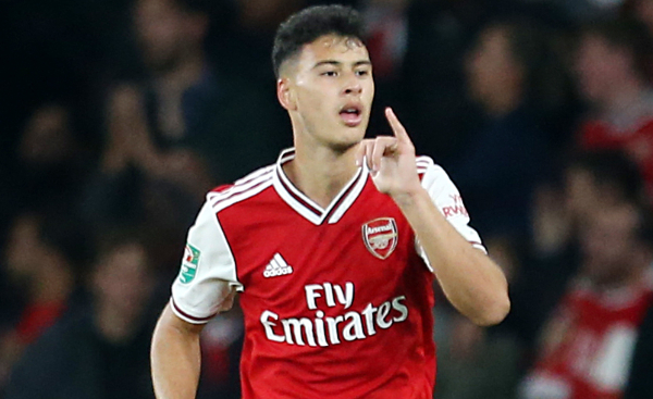 Martinelli signs a new long-term Arsenal deal