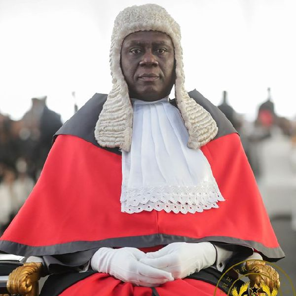 Ghana's Chief Justice goes into isolation