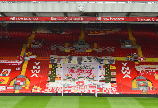 Liverpool to lift the Premier League trophy on the Kop