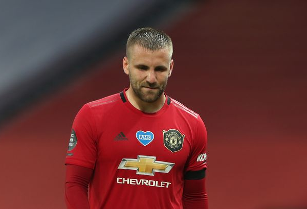 Shaw to miss FA Cup semi-final