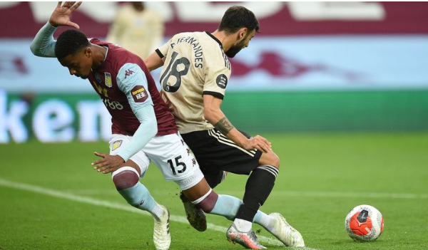 Manchester United given record-equalling 13th Premier League penalty