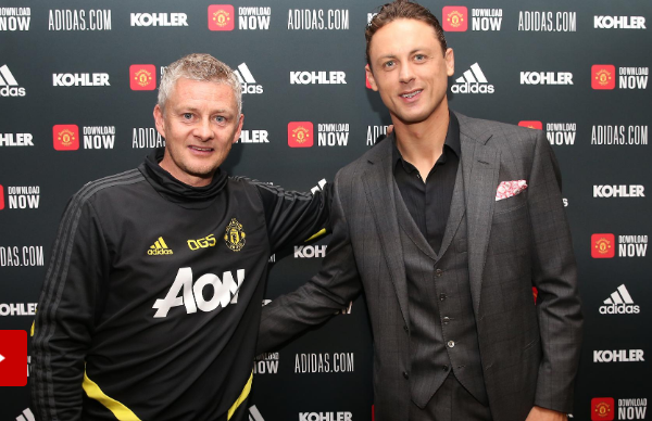 Matic signs a new three-year Manchester United contract