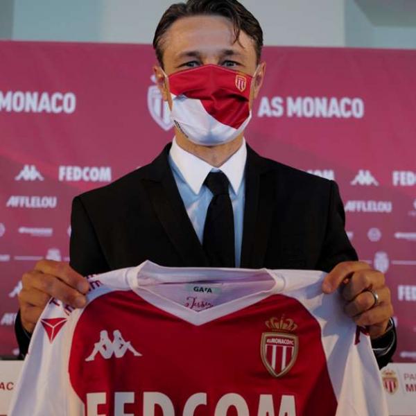 Niko Kovac ready to take Monaco back to the top of Ligue 1