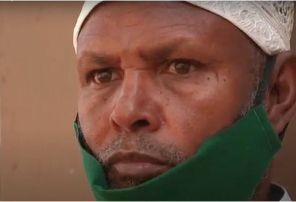 Osman Shariff, the first Covid-19 patient in Isiolo demands Ksh 25 Million compensation