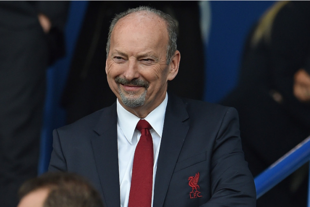Liverpool CEO Peter Moore to step down, Billy Hogan to assume role from September