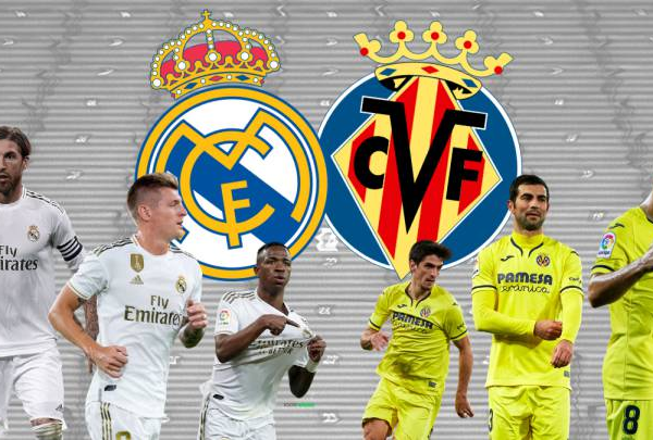 La Liga Matchday 37: Real Madrid on the brink of winning the title as they host Villarreal