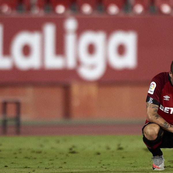 Real Mallorca relegated from La Liga