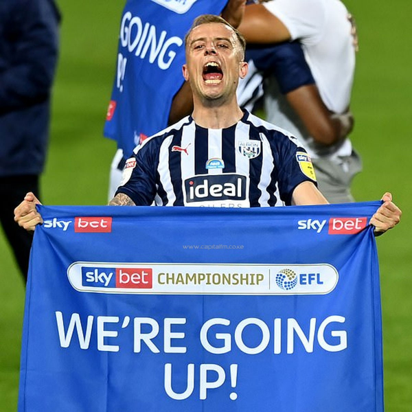 West Bromwich Albion promoted to the Premier League