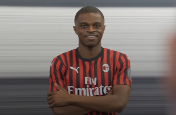 AC Milan sign defender Kalulu on a five-year deal