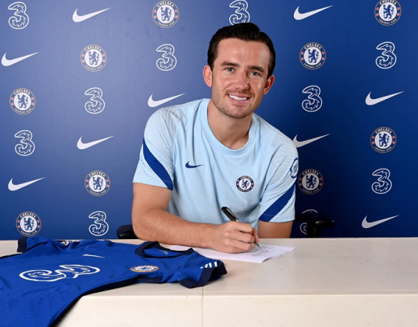 Chelsea sign Chilwell from Leicester City