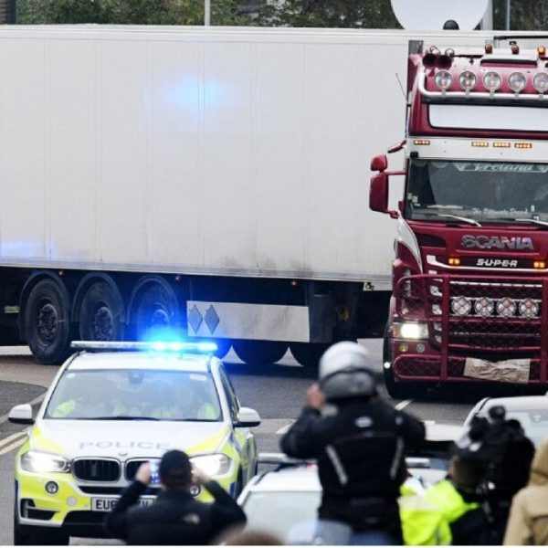 Ronan Hughes pleads guilty to Manslaughter in Essex Lorry deaths