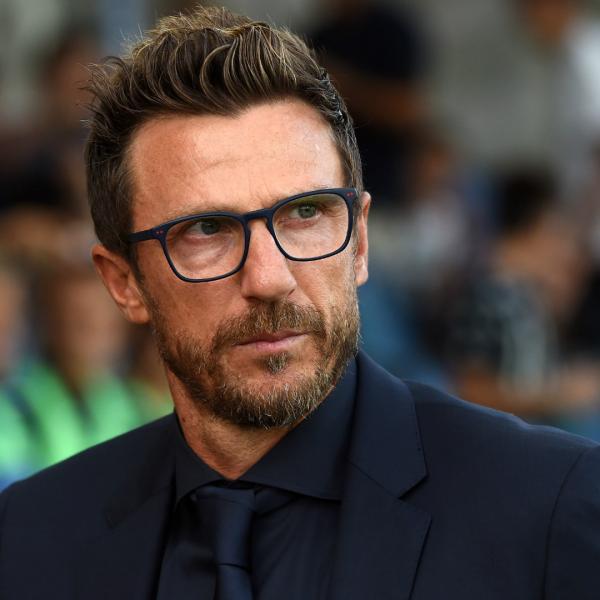 Cagliari appoint Di Francesco as to replace Zenga as coach
