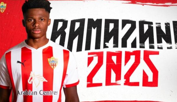 Former Manchester United attacker Ramazani joins Almeria