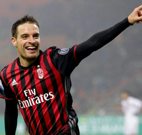 Giacomo Bonaventura leaves Milan after six years
