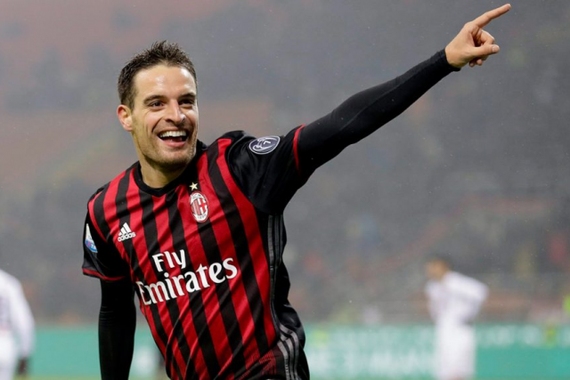 Giacomo Bonaventura leaves Milan after six years