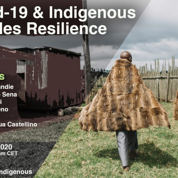 Covid-19 and indigenous People Resilience