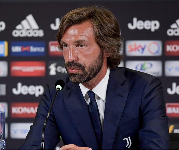 Juventus appoint Pirlo as head coach