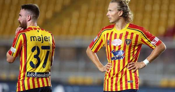Lecce relegated to Serie B