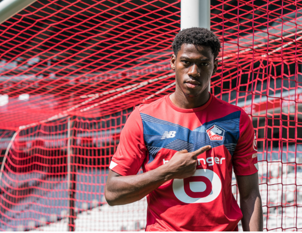 Lille sign Jonathan David from Gent
