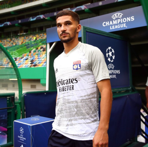 Aouar set to miss France matches after Lyon confirm positive COVID-19 test