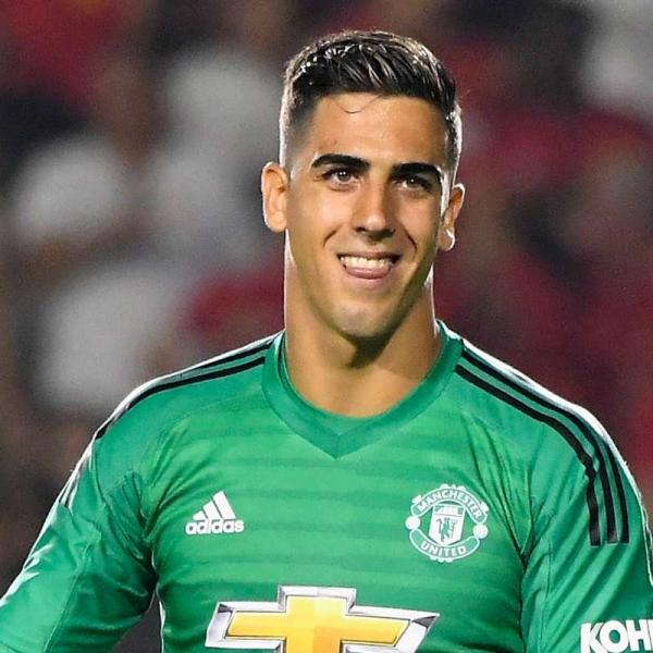 Manchester United goalkeeper Joel Pereira joins Huddersfield on loan