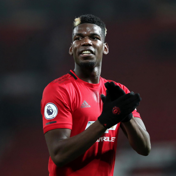 Pogba will stay at Manchester United and could sign a new contract, says agent Raiola