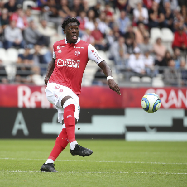 Monaco sign defender Disasi from Reims