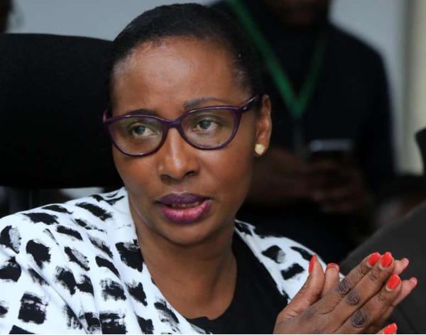 Nairobi County Assembly speaker Beatrice Elachi resigns