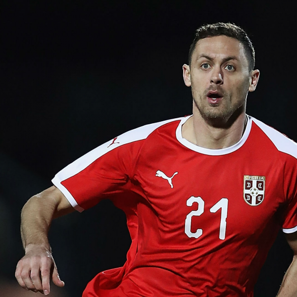 Nemanja Matic retires from international duty with Serbia