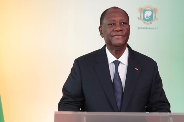 President Alassane Ouattara of Ivory Coast to run for third term