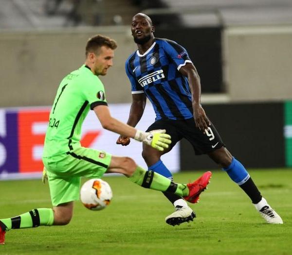 Romelu Lukaku sets Europa League scoring record