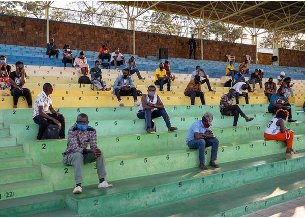Rwandans sent for overnight lectures for breaking Covid-19 rules