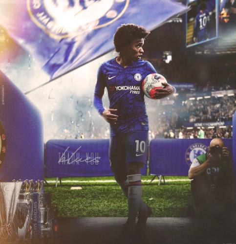 Willian Borges da Silva confirms Chelsea exit
