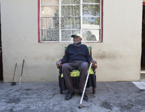 World's oldest man dies aged 116 in South Africa