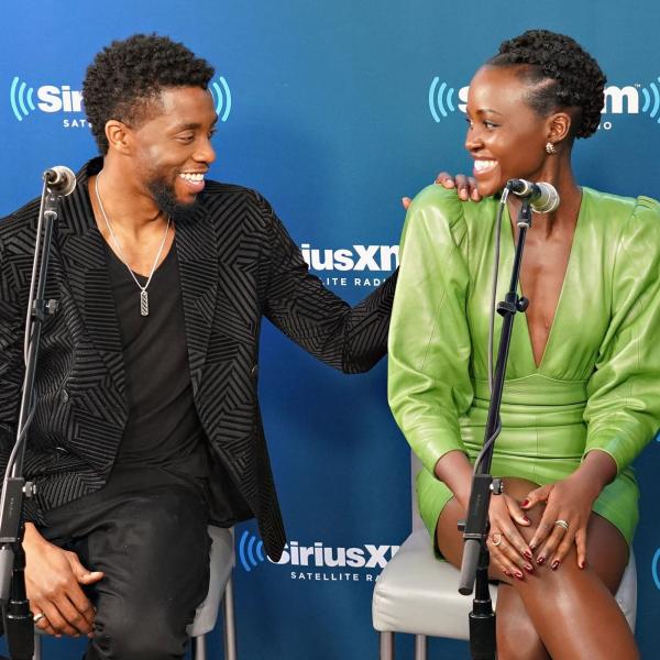 Lupita Nyong'o writes tribute to Chadwick Boseman