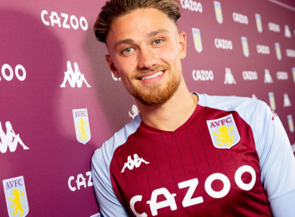 Matty Cash joins Villa from Forest on five-year deal
