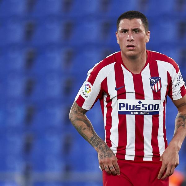 Atletico Madrid defender Jose Gimenez tests positive for Covid-19