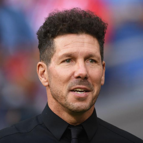 Atletico Madrid boss Simeone tests positive for Covid-19