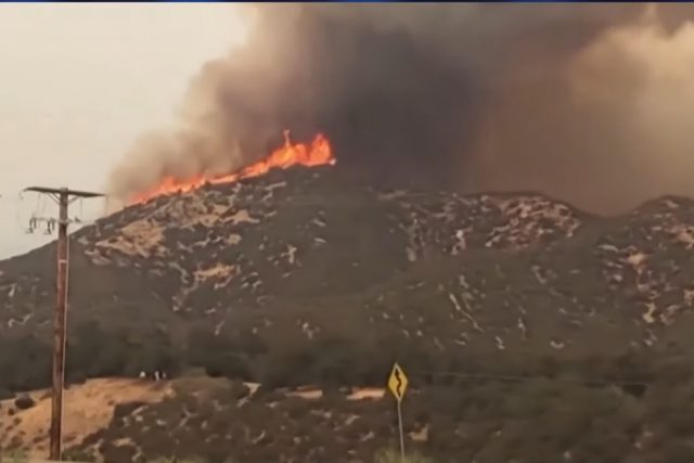 Two (2) million acres destroyed in California fires
