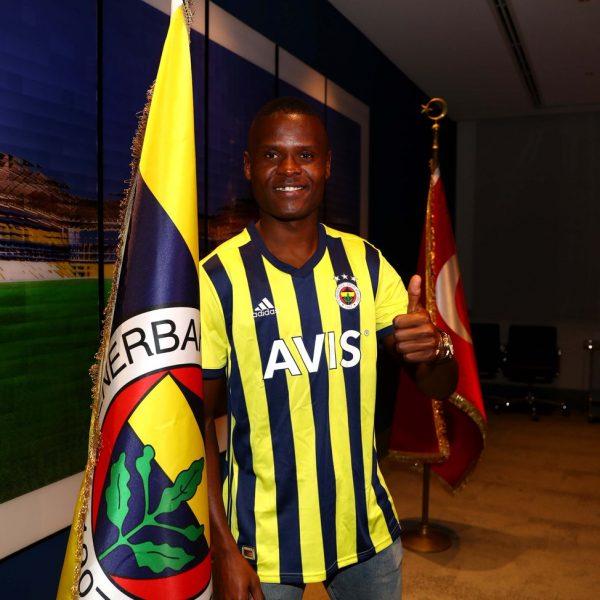 Fenerbahce sign striker Mbwana Samatta from Aston Villa