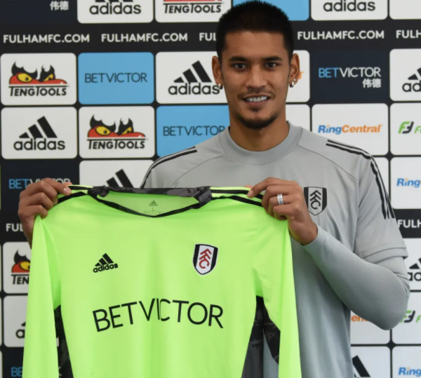 Fulham sign Alphonse Areola on loan from PSG