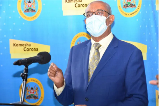 Kenya records 212 new coronavirus cases