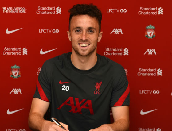 liverpool sign forward diogo jota from wolves kerosi blog liverpool sign forward diogo jota from