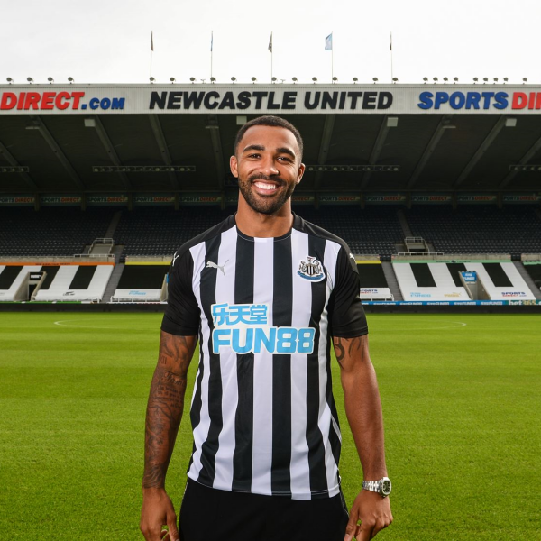 Callum Wilson joins Newcastle United from Bournemouth