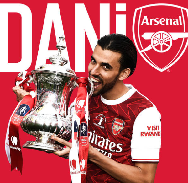 Dani Ceballos rejoins Arsenal on loan