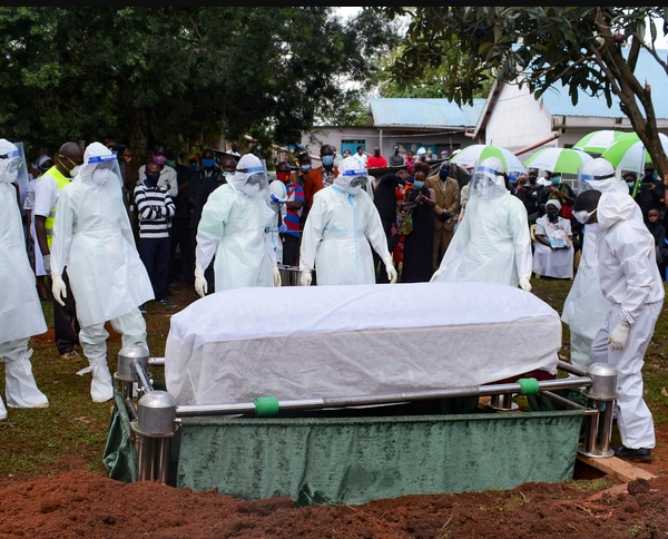 Ministry of Health relaxes Covid-19 burial protocols