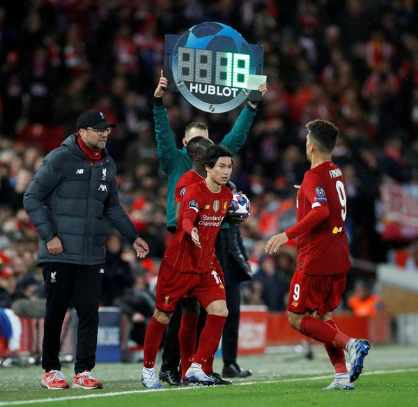 UEFA confirms five substitutions to be allowed in Champions League and Europa League