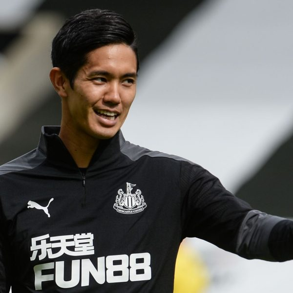 Newcastle forward Yoshinori Muto loaned to Spanish side Eibar