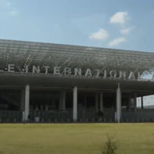 Magnificent Bole International Airport