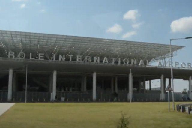 Magnificent Bole International Airport
